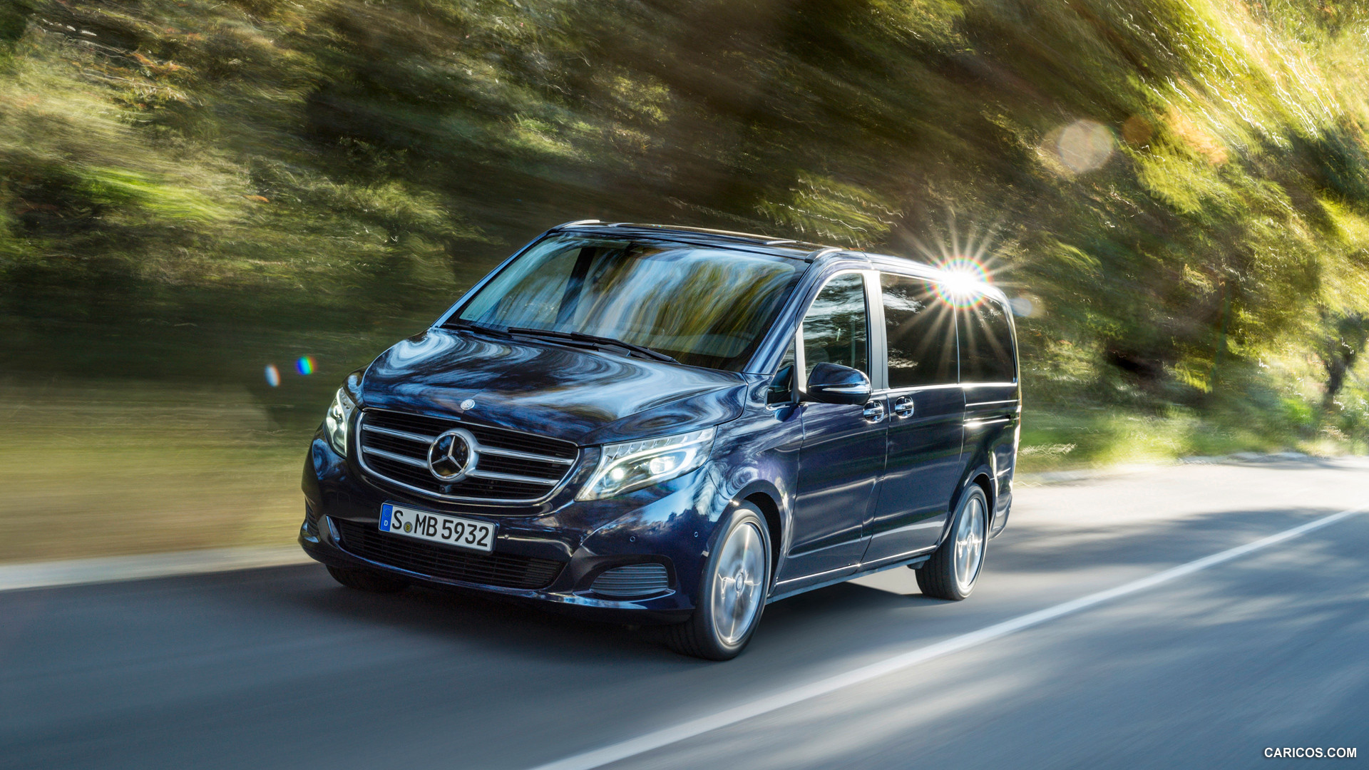 Lewis Reed To Unveil New Mercedes At The 2015 Mobility Roadshow
