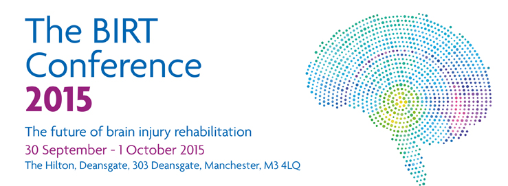 BIRT Conference 2015: The future of brain injury rehabilitation