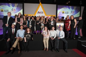All winners of the Autism Professionals Awards