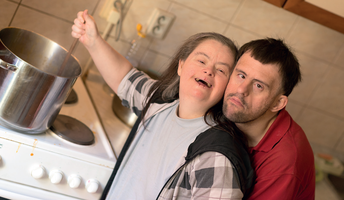 4 out of 5 People with Learning Disabilities Supported by Hft say Personalised Technology Helps Them Feel Safer