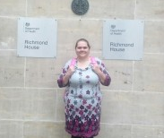 National role for learning disabilities student