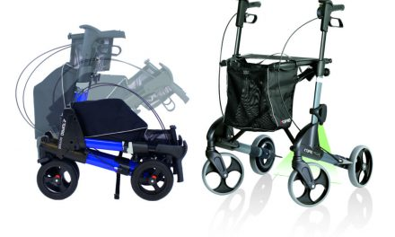 Topro to launch two new rollators at Naidex 2017