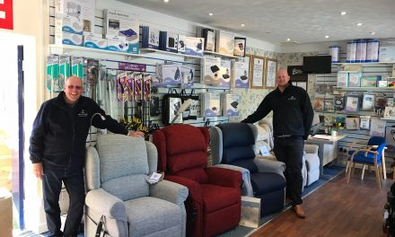 Repose Furniture appoints South Lakes Mobility